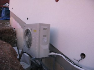 Venkovní jednotka tepelného čerpadla 8kW