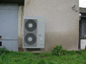 Venkovní jednotka tepelného čerpadla 16kW
