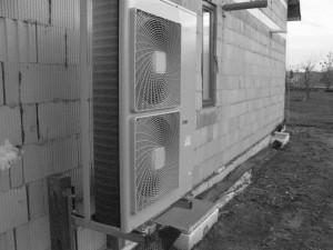 Venkovní jednotka tepelného čerpadla 11kW