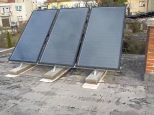 solární kolektory Thermosolar